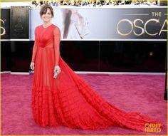 Sally Field - Oscars 2013 Red Carpet