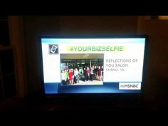 Reflections of You, ROY Salon and W Salon Featured on MSNBC