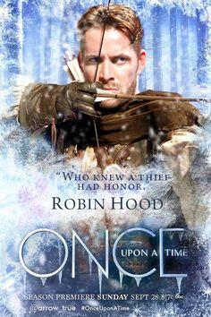 Once Upon a Time | Robin Hood