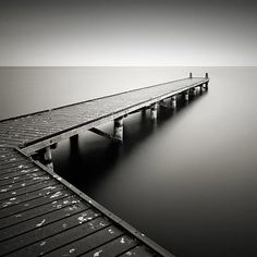 I adore this fine black and white landscape photography
