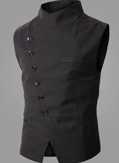 Apparel - Side Button Waistcoat