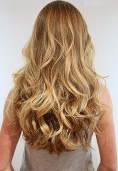 Scroll down to more to know how you can take care of your lustrous locks and how you can style them: