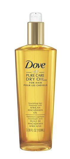 Dove Pure Care Dry Oil ($11) and more of our editors' February Must Haves!