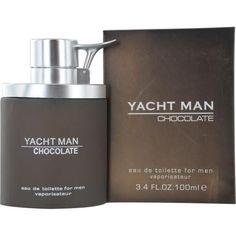 Yacht Man Chocolate By Myrurgia Edt Spray 3.4 Oz