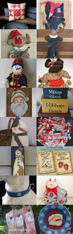 Christmas in July - CIJ TeamHAHA by Michelle Boswell on Etsy--Pinned with TreasuryPin.com