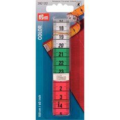 Prym 282122 Color - Cinta métrica para costura (150 cm)