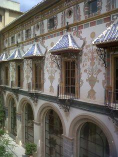 Borgia's palace