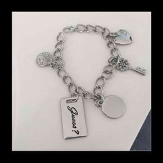 """New never used Guess bracelet up to 9"""" long Bundle up and save Guess Jewelry Bracelets"""