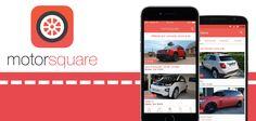 Motorsquare per #iOS e #Android – l'app che ti accompagna nella scelta dell'auto