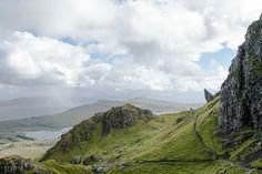 The Storr , Isle of Skye