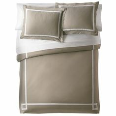 Happy Chic by Jonathan Adler Lola Solid Duvet Cover Set & Accessories - jcpenney $150ish