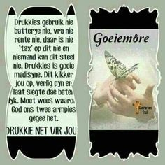 Good Morning Greetings, Good Morning Wishes, Good Morning Quotes, Goeie More, Special Quotes, Afrikaans, Bible, Van, Inspiration