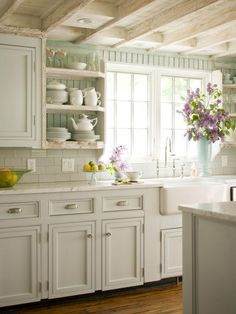 Beautiful Cottage Kitchen
