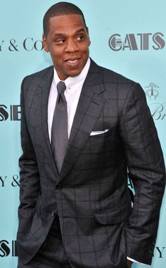 Jay-Z from Best Looks at The Great Gatsby Premiere   E! Online