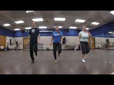 Clogging 171 Dance Test group 5