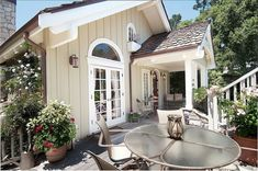 Magnificent Copper Gutters house designs Traditional Deck Other Metro