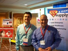 """Pascal Dennis, multiple winner of the Shingo Research and Professional Publication Award including his latest book """"The Remedy"""" with Tony Manos of 5S Supply."""