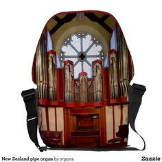 New Zealand pipe organ
