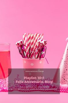 Playlist: 10+1 Feliz aniversário, Blog! - Nerdiva.com.br Blog, 1, Romantic Comedy Movies, Happy Brithday, Blogging