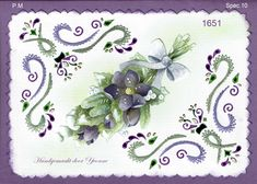 Paper Embroidery, Edge Stitch, Card Ideas, Stitching, Cards, Embroidery, Costura, Stitch, Maps