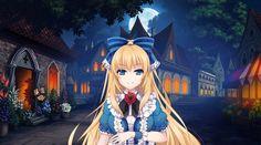 Lost Alice   Alice & a Solent present