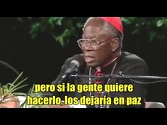 Inteligente respuesta del Cardenal Arinze a quienes no se oponen al aborto…