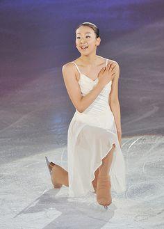 figure skating MAO ASADA the ice '10 by mike.speech14, via Flickr