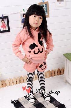 Adorable korean children's clothes