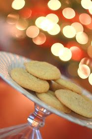 it's just Laine: Simple Chewy Sugar Cookies