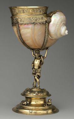 Cup Standing Casper Bendel master (1575–1599)