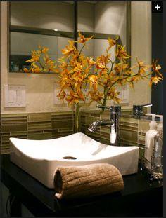 Beautiful small bath