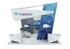 Turksat at Cabsat on Behance