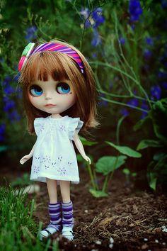 Like a Flower in the Garden | Flickr