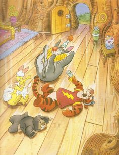 Winnie The Pooh's Halloween #29 | Halloween Kids Book Winnie The ...