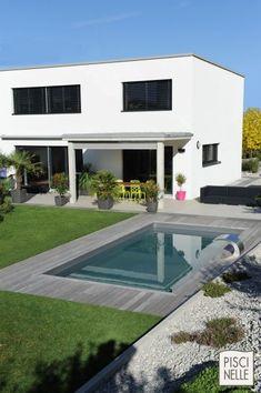 Fotos de piscinas - inspire-se para ter a sua - Viver em Casa
