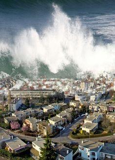 NVS - Tsunami Evacuation Zones