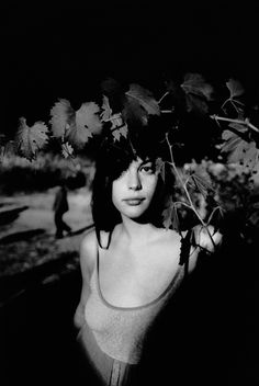 Antonin Kratochvil, Liv Tyler, Tuscany (1995)