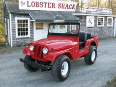 1969 CJ-5 Jeep - Photo submitted by Donald Arsenault.