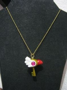 I found 'Clow Key Card Captor Sakura' on Wish, check it out!