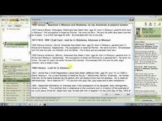 Using Ancestry.com Like A Pro ~ YouTube video