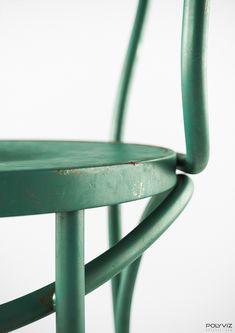 Polyviz Rusty Chair on Behance