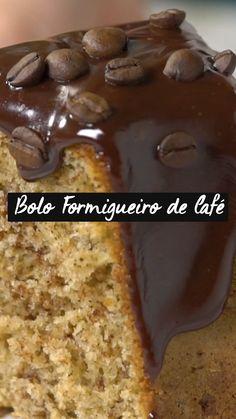 Fun Desserts, Delicious Desserts, Dessert Recipes, Yummy Food, Easy Birthday Cake Recipes, Tastemade Recipes, Gateaux Cake, Mini Foods, Coffee Cake