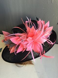 Kentucky Derby Hat Del Mar Hat Royal Ascot by Showponymillinery
