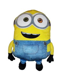 Minions Shaped Cushion - Stuart | very.co.uk
