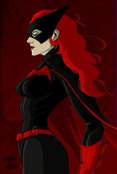 Batwoman by KidNotorious by VPizarro626.deviantart.com on @deviantART