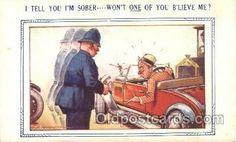 Artist Douglas Tempest, Postcard Post Card-xrt147002