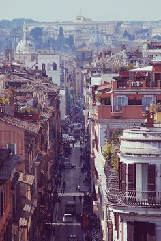 Roma, Italia - my favorite city in the world