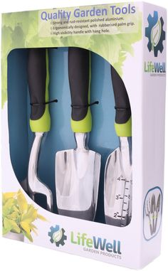 Win Lifewell Garden Tools from Frugally Green Mom!