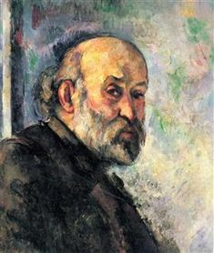 Self-Portrait - Paul Cezanne