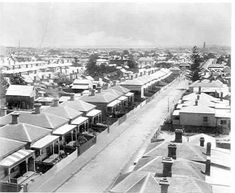 [Aerial view of part of Prahran, probably Wright's Terrace] Melbourne Central, Melbourne Suburbs, Melbourne Victoria, Victoria Australia, Historic Houses, My Town, Historical Pictures, Aerial View, Windsor